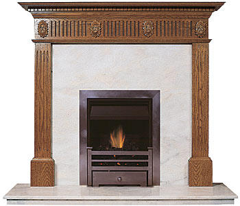 Arundel Fireplace
