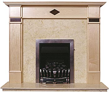 Burpham Fireplace