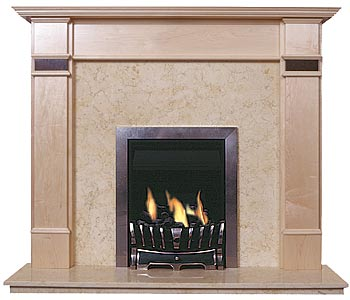 Bury Fireplace