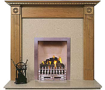Compton Fireplace