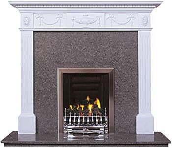 Forestside Fireplace