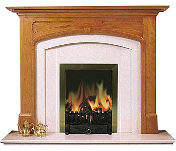 Houghton Fireplace