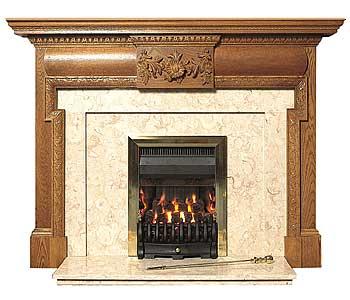 Kirdford Fireplace