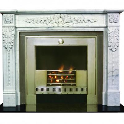 Louis XV Fireplace