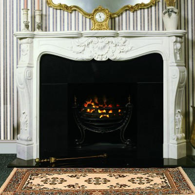 Louis XVI Fireplace
