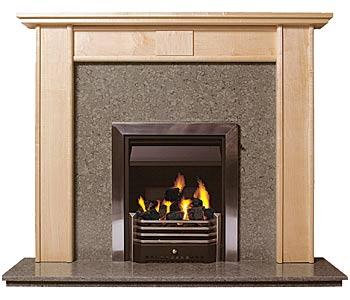 Mayfair Fireplace