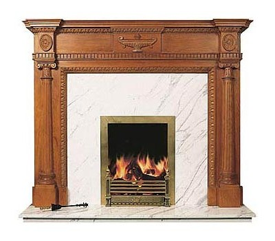 Albourne Fireplace