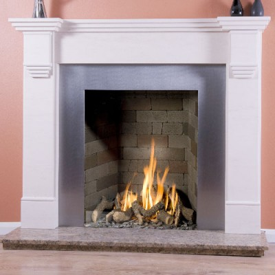 Sandbanks Fireplace