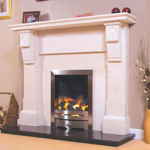 Shaftsberry Fireplace