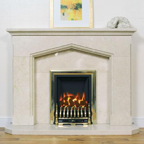Tarrant Fireplace