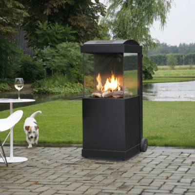 Faber Buzz outdoor fire