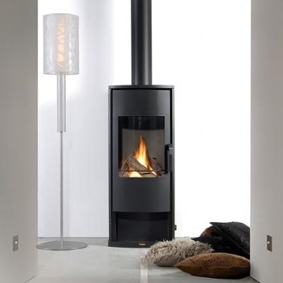 faber-vaska balanced flue gas stove
