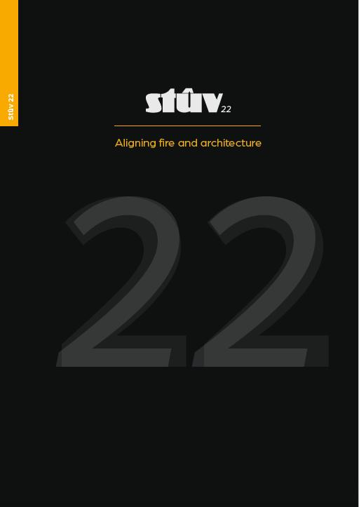 Stuv 22 brochure cover