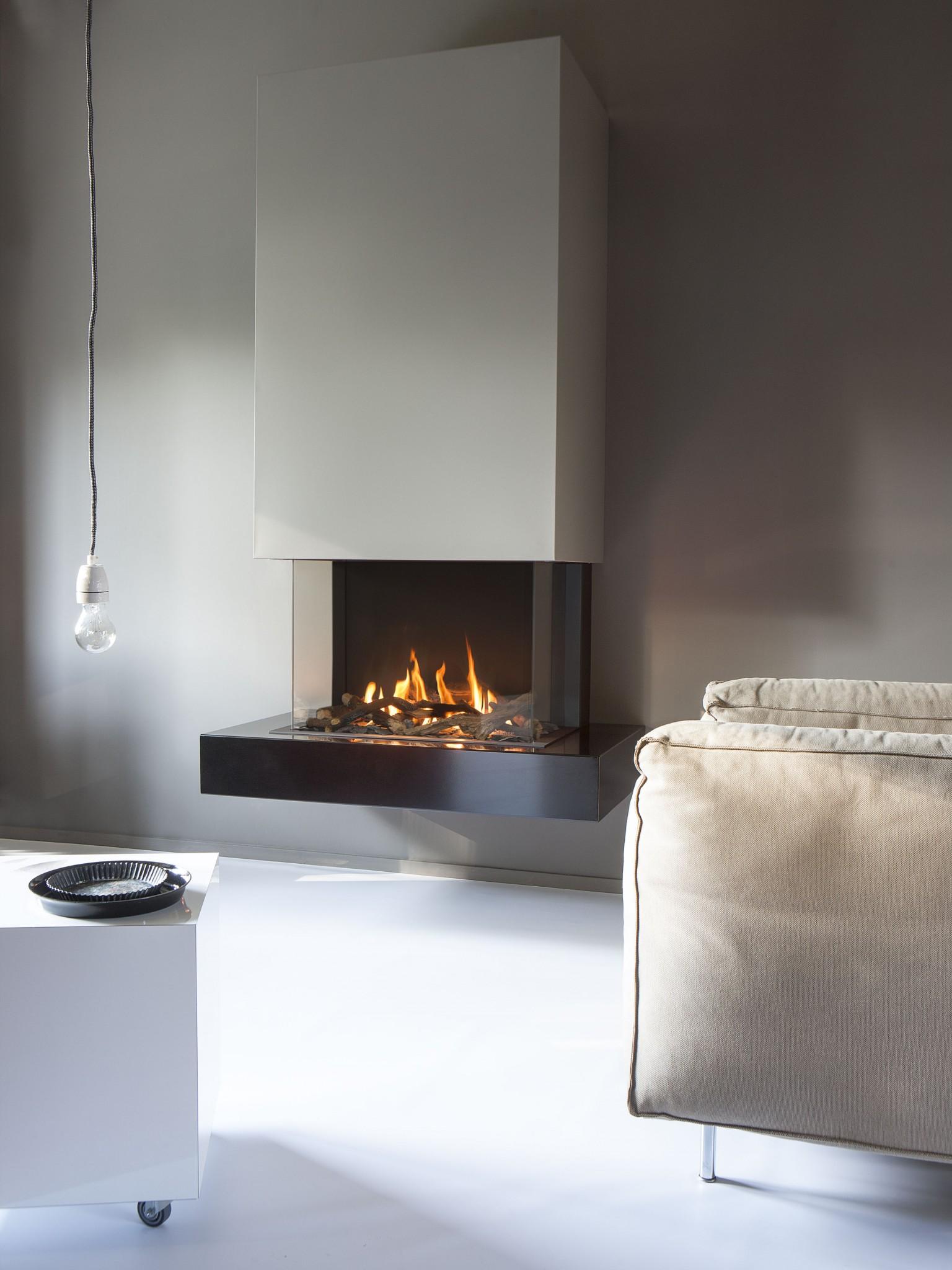 gas balanced flue u2014 stone and fire
