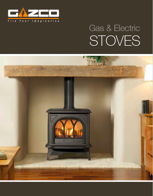 Gazco gas stoves