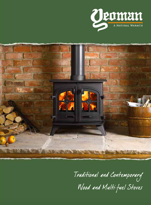 Yeoman wood & multifuel stoves