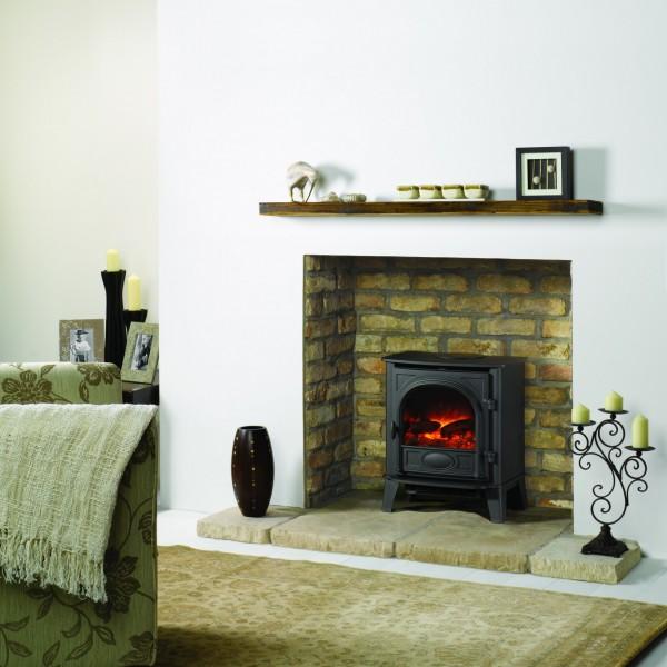 Gazco Stockton electric stove