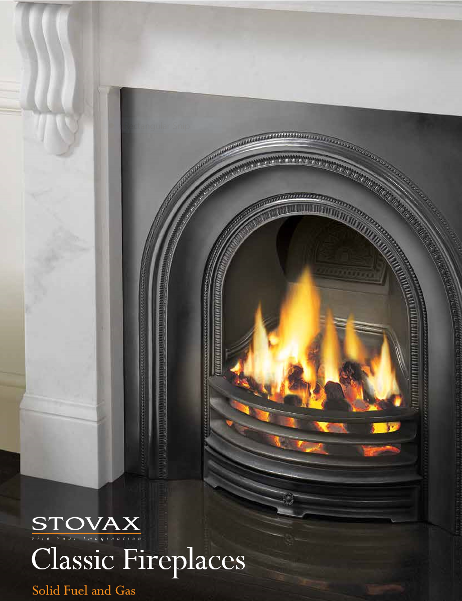 Stovax Classic Fireplaces cover