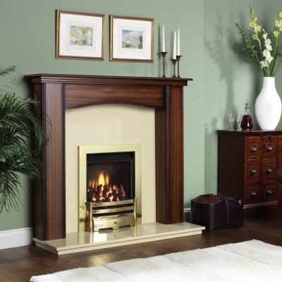 legend vantage open fronted gas fire 16