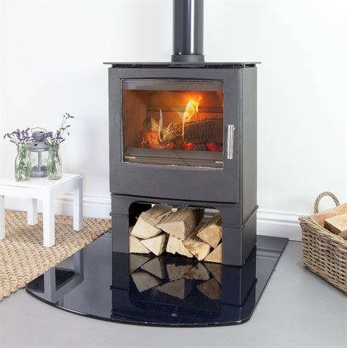 mendip-woodland-logstore-stove