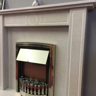 Denmead fireplace