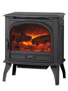 Dovre Cast Iron Electric Stoves